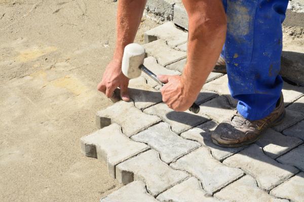 Pavimenti Autobloccanti DF Pavimentazioni a Roccapiemonte Salerno