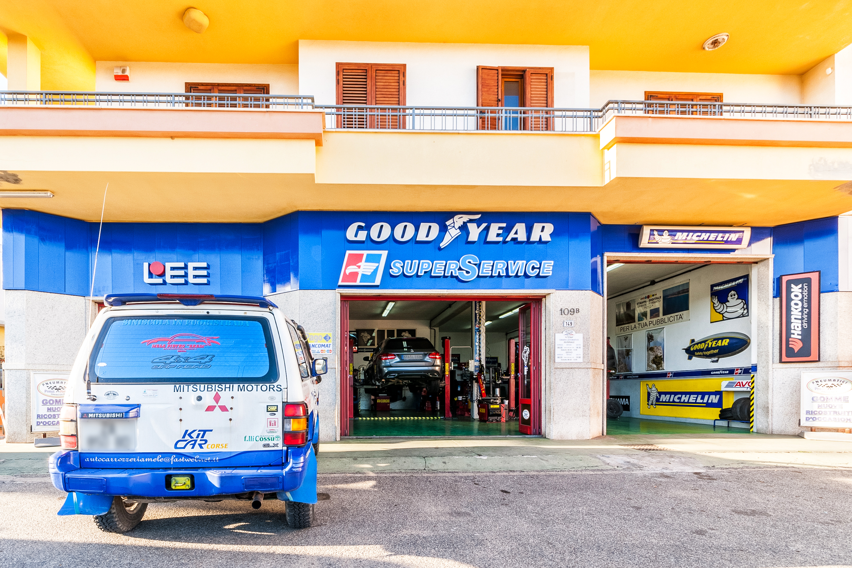 vendita pneumatici nuoro