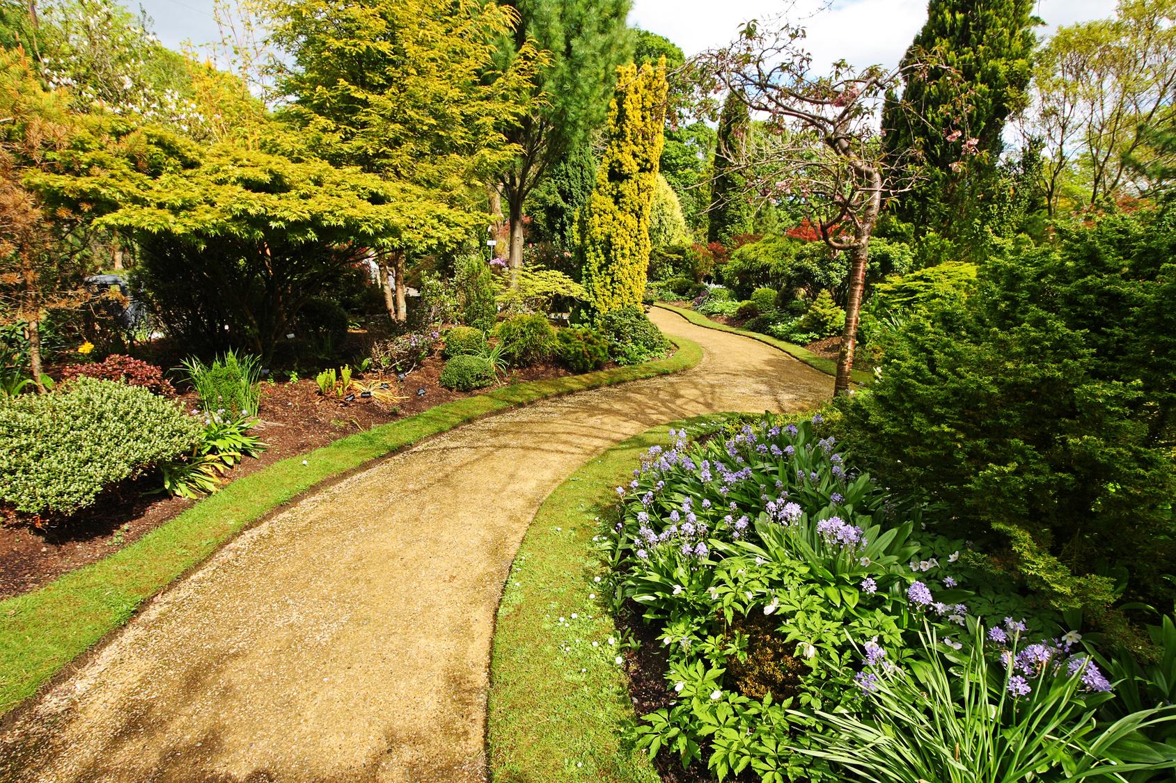 progettazione giardini terni