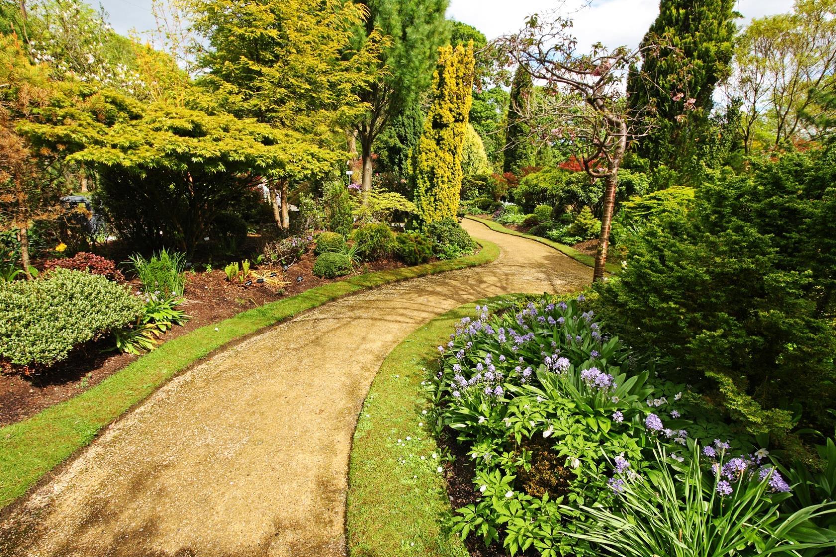 Realizzazione giardini Terni (TR)