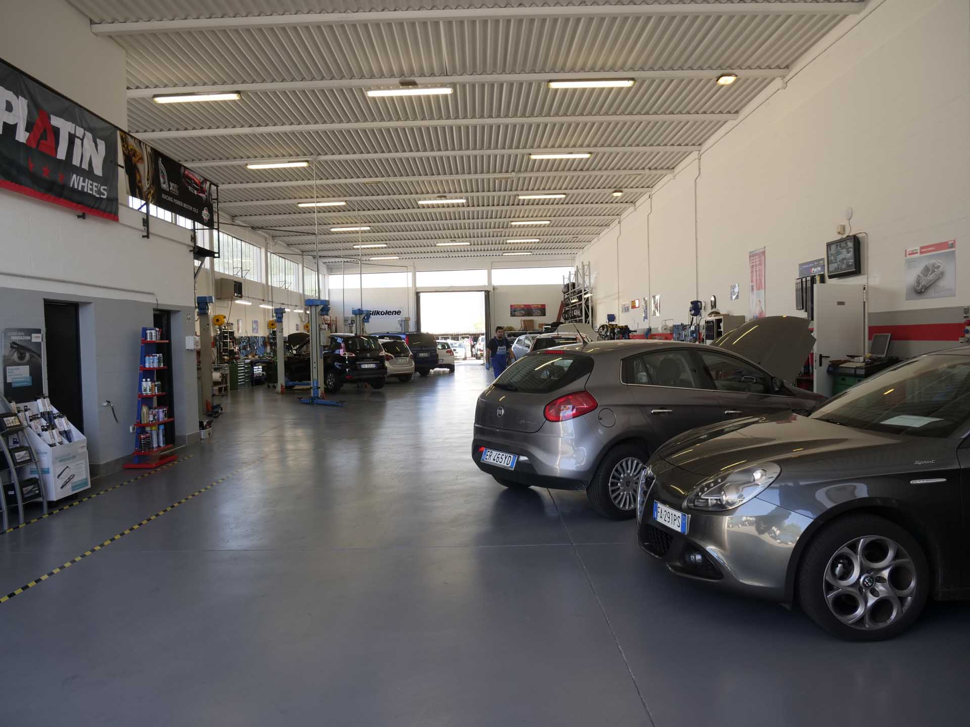 Autofficina Fabris Tagliandi di manutenzione su vetture multimarca