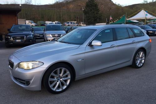 BMW Autoclass ad Atena Lucana Salerno