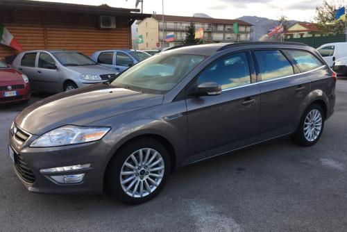 Ford Autoclass ad Atena Lucana Salerno