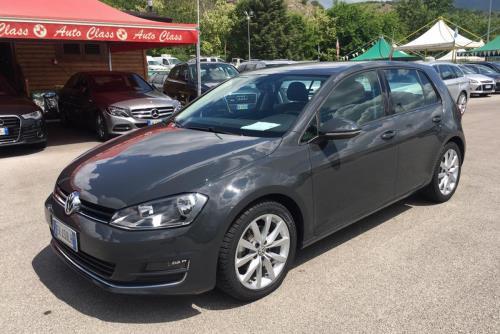 Volkswagen Golf Autoclass ad Atena Lucana Salerno