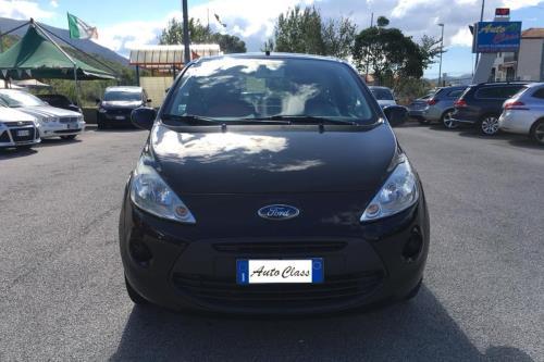 Ford KA Autoclass ad Atena Lucana Salerno