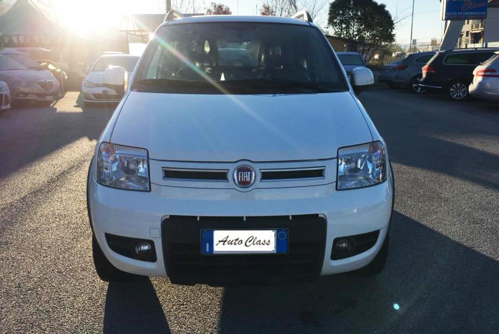 Fiat Panda Autoclass ad Atena Lucana Salerno