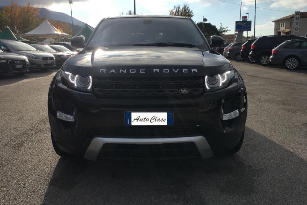 Range Rover Autoclass ad Atena Lucana Salerno