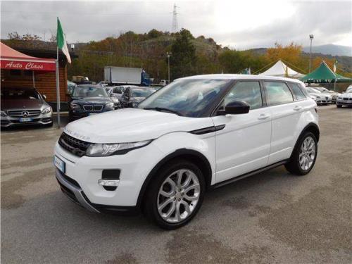 LAND ROVER Range Rover Evoque 2.2 SD4 Dynamic Autoclass ad Atena Lucana Salerno