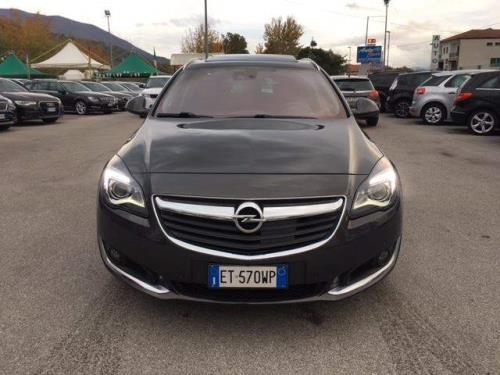 OPEL Insignia 2.0 CDTI ST Cosmo 104gr Full Opt Autoclass ad Atena Lucana Salerno