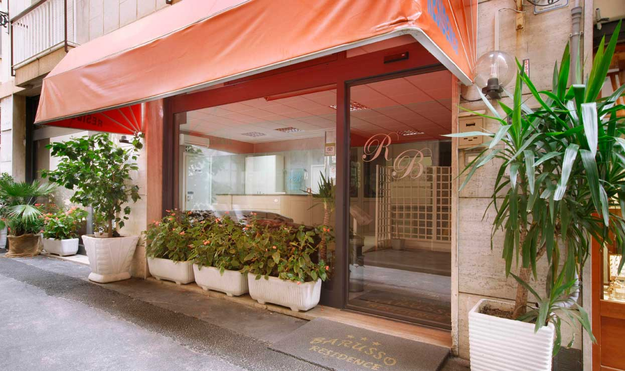 Residence Barusso a Alassio Savona