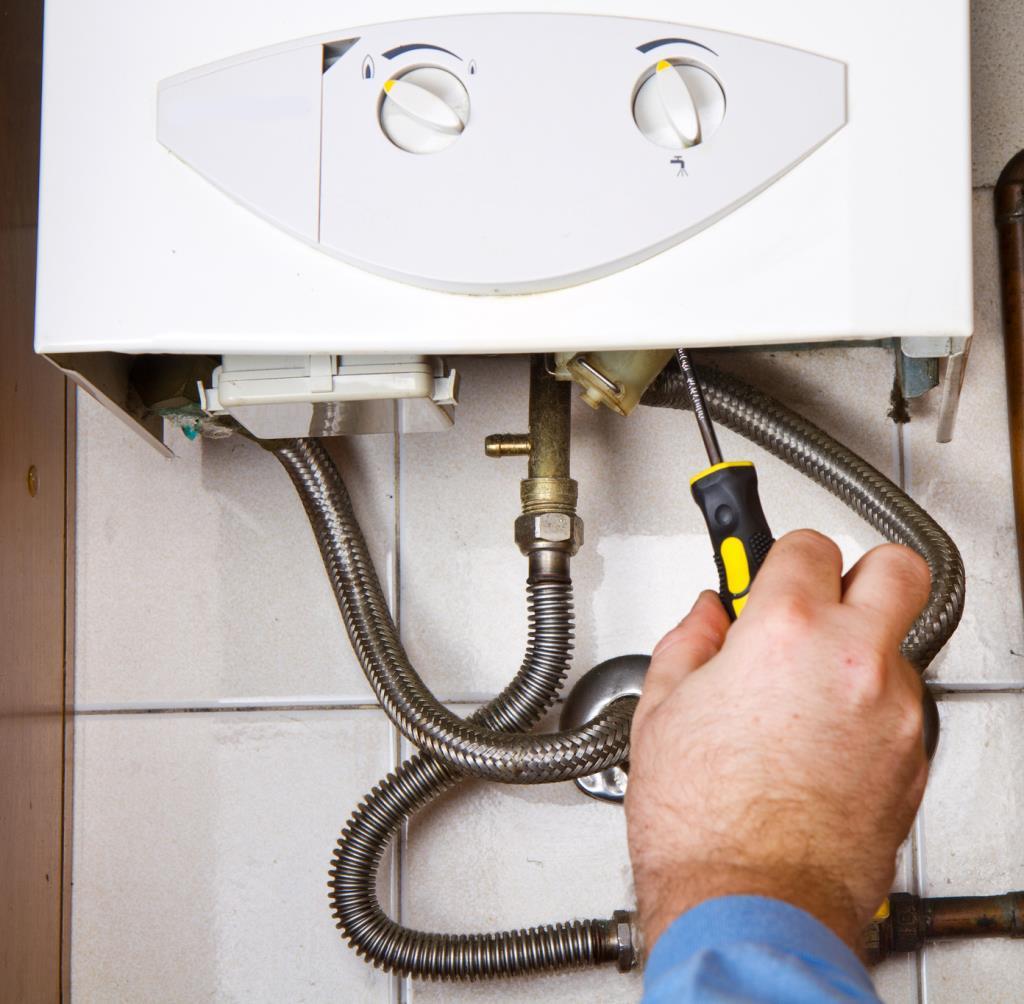 manutenzione e riparazione caldaie