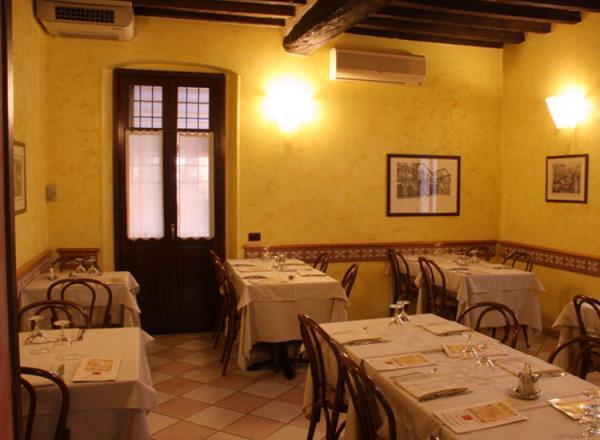ristorante di pesce Cremona