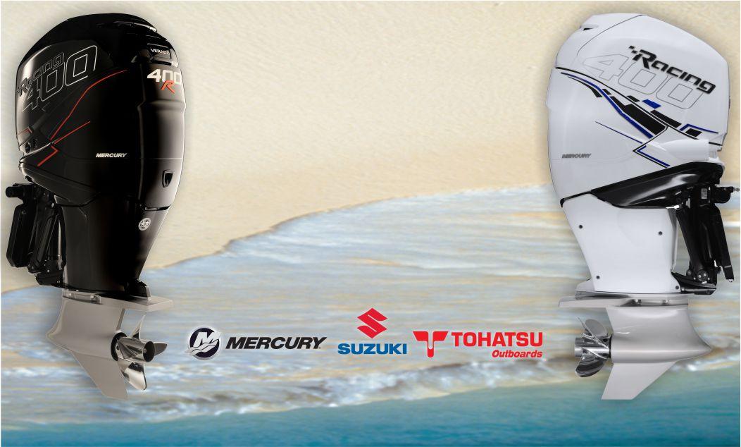 vendita motori mercury suzuki tohatsu trapani