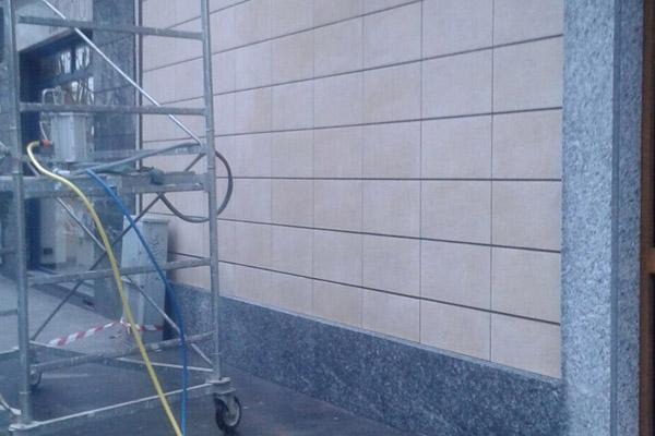 rimozione graffiti torino