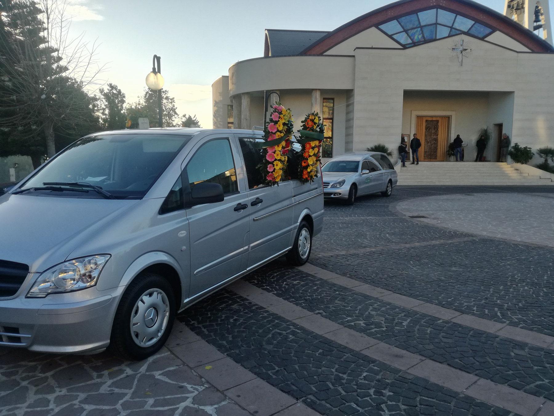 organizzazione funerali Catanzaro