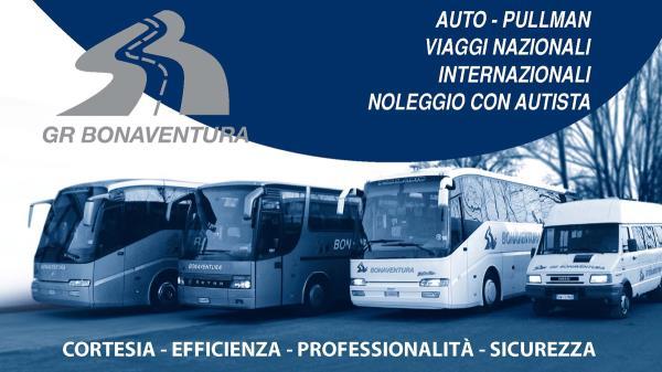 Auto Pullman GR Bonaventura a Noale Venezia