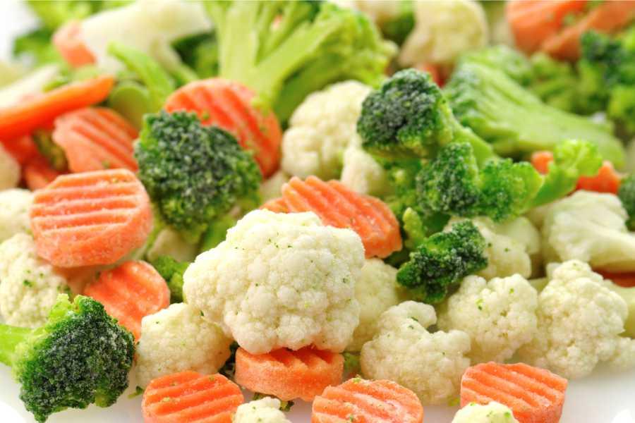 Botti Catering Food Service Arma di Taggia (Imperia): fornitura e vendita Verdure e Funghi