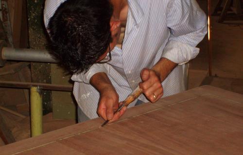 Lavorazione del Legno Feras a Nola Napoli