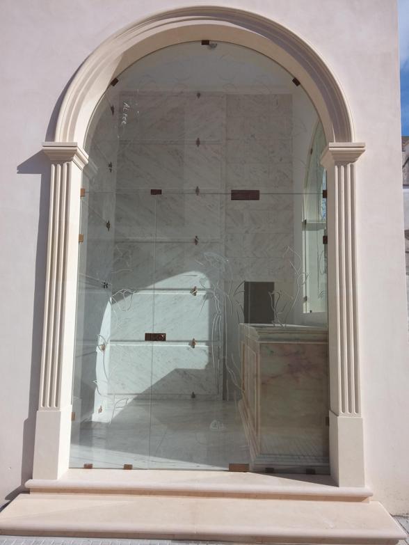 Porte AL. FER. INOX a Carmiano Lecce