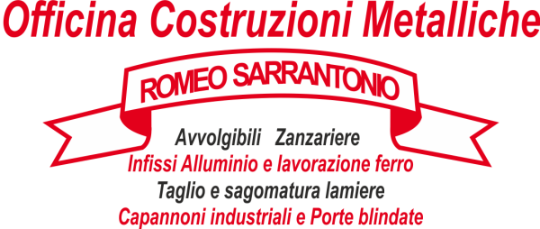 officine metalliche sarrantonio