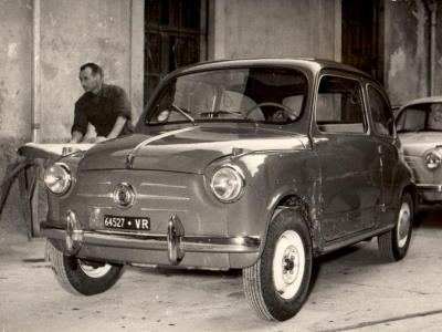 restauro auto d'epoca Verona