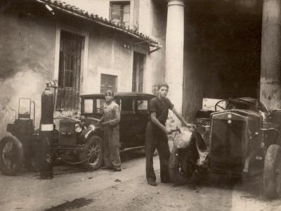 carrozzeria storica Verona