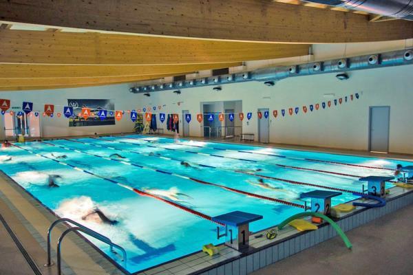 centro sportivo piscina oristano