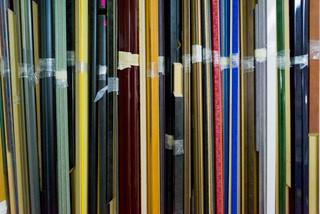 Cornici legno colorate Bari
