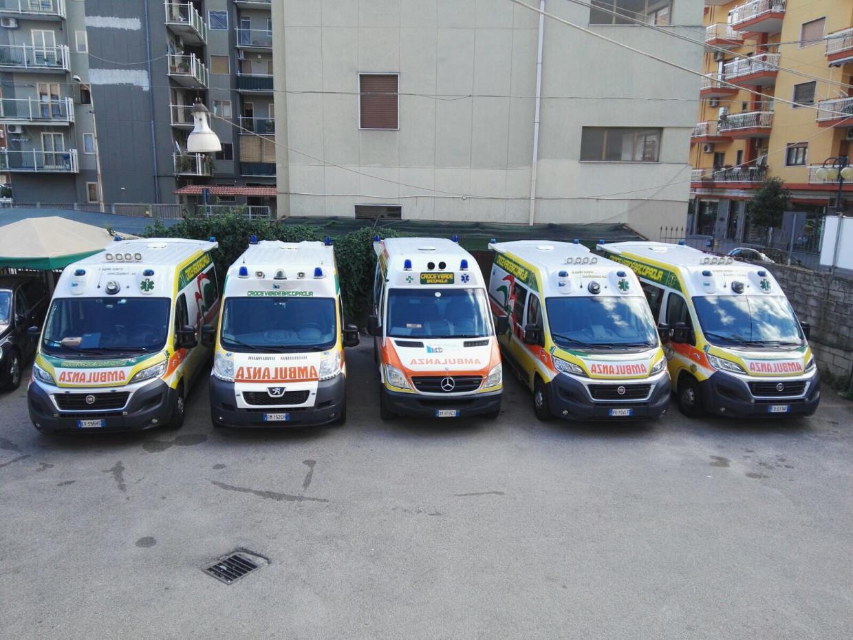 Servizio di Emergenza Croce Verde a Battipaglia Salerno