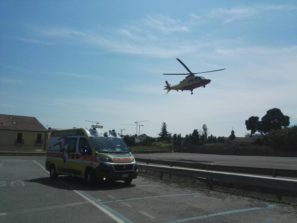 Servizio Terza Età Croce Verde a Battipaglia Salerno