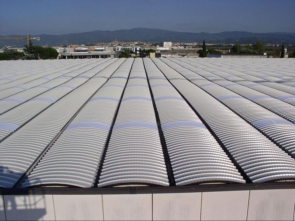 Rifacimento di coperture / tetti industriali / capannoni