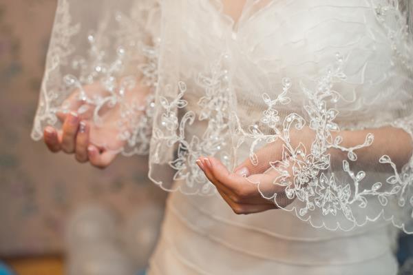 Lavaggio abiti da sposa torino