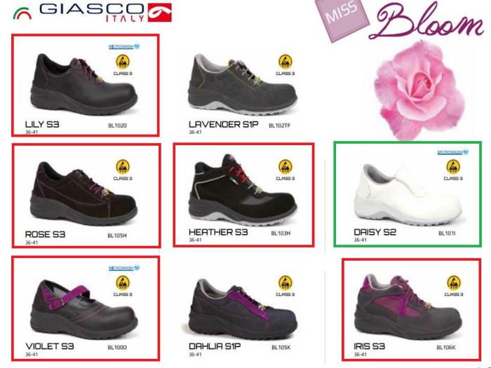 Giasco Linea Bloom O.P.P. Service a Frosinone