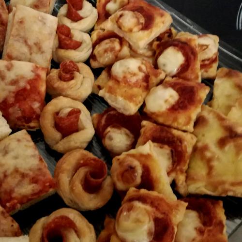 pizzette pasticceria salata Brescia