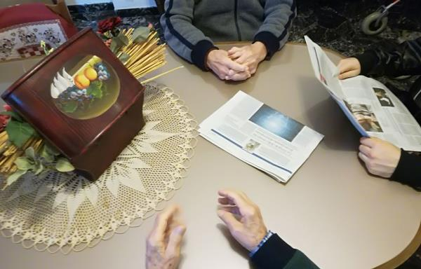 Soggiorni Giornalieri per Anziani Casa Famiglia Iride a Ferrara