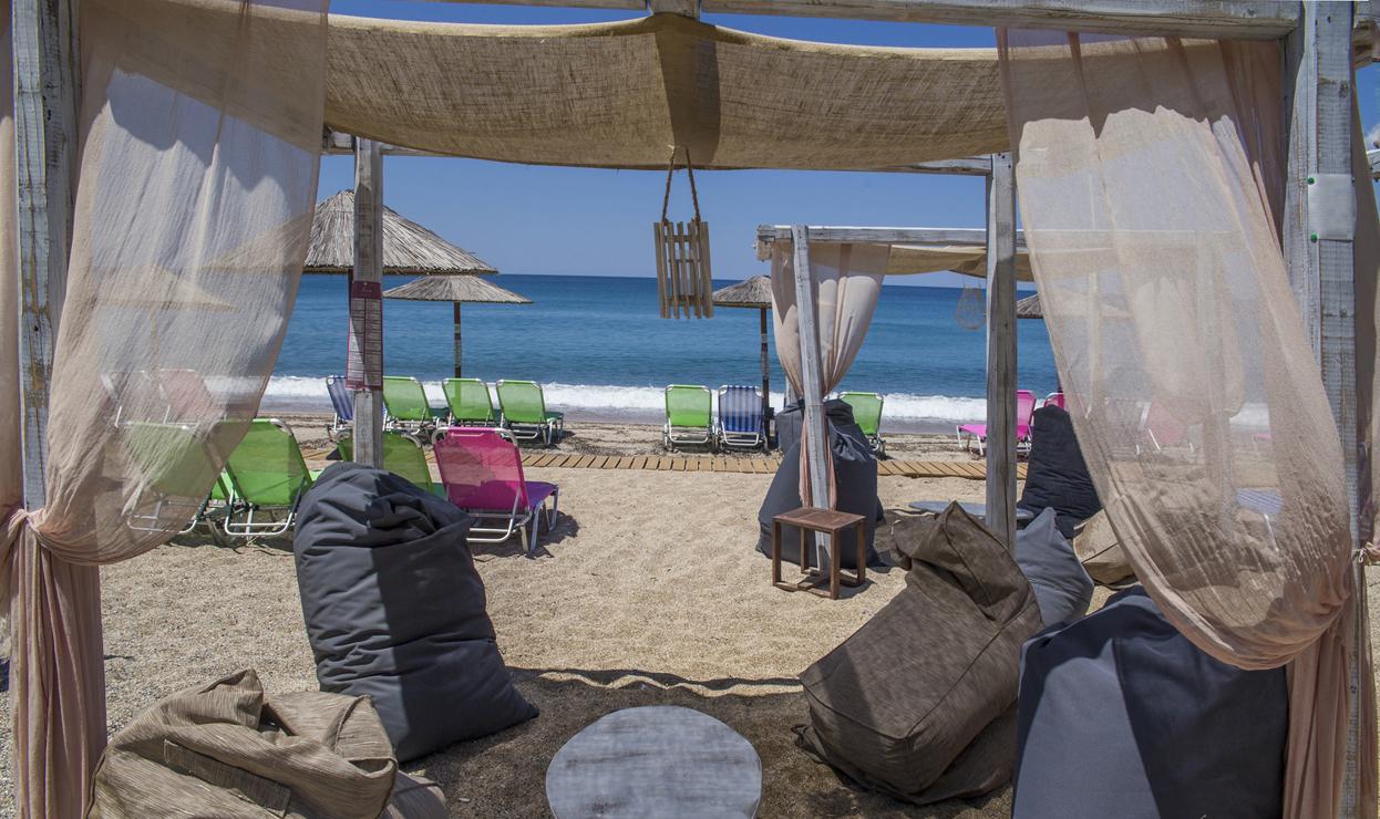 Stabilimento Balneare Hotel Residence Vapore a Gatteo a Mare Forli-Cesena