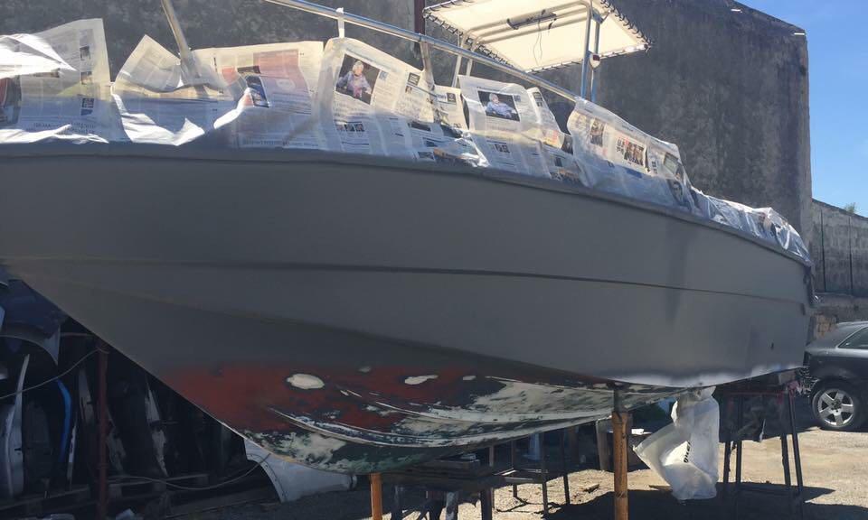 Riparazione Barche MR Carrozzeria a Bagheria Palermo