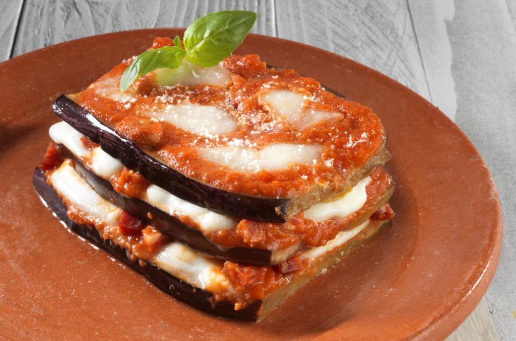 parmigiana di melanzane Catanzaro