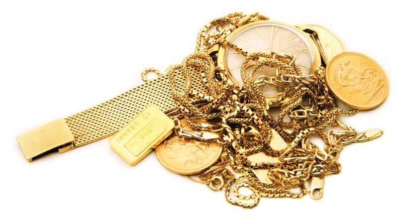 Compro Argento e Oro