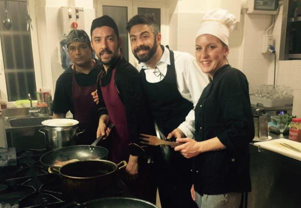 ristorante l'osteria delle fornaci roma san pietro
