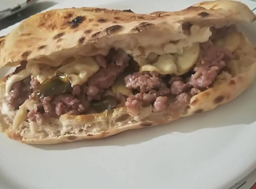 Panuozzo Ristorante Pizzeria Napoli's a Osimo Ancona