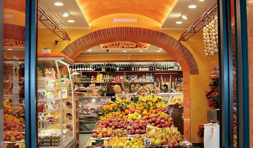 Minimarket La Boutique della Frutta a Baronissi Salerno