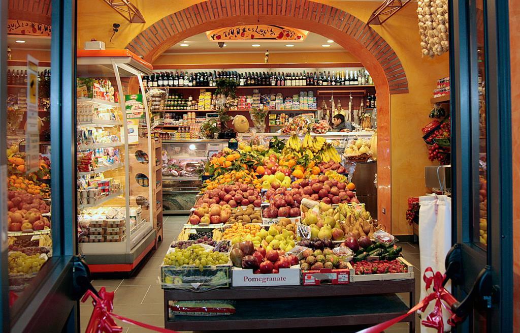 Inaugurazione 2010 La Boutique della Frutta a Baronissi Salerno