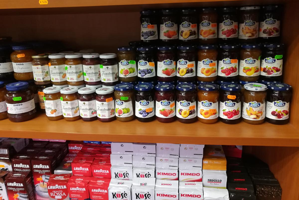 Marmellate La Boutique della Frutta a Baronissi Salerno
