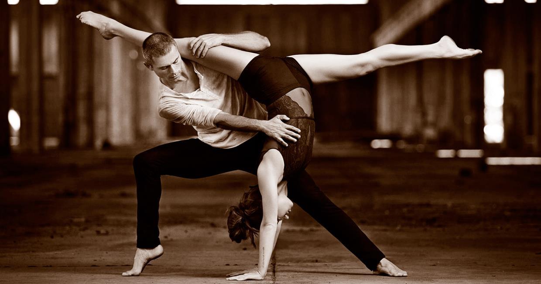 Gioco danza, danza moderna, danza classica e hiphop