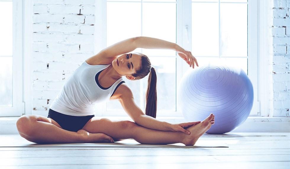 pilates, allungamento muscolare, ginnastica, attività dolci, concentrazione, tonificazione muscolare