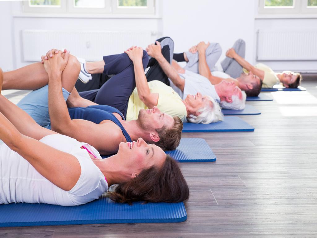 Ginnastica posturale, ginnastica correttiva, attività dolci.