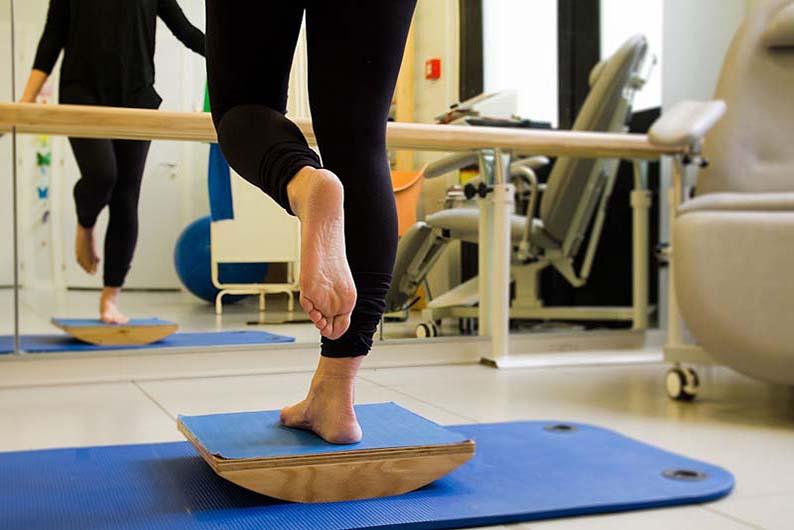 Rieducazione funzionale, programmi di riabilitazione, recupero muscolare e articolare.