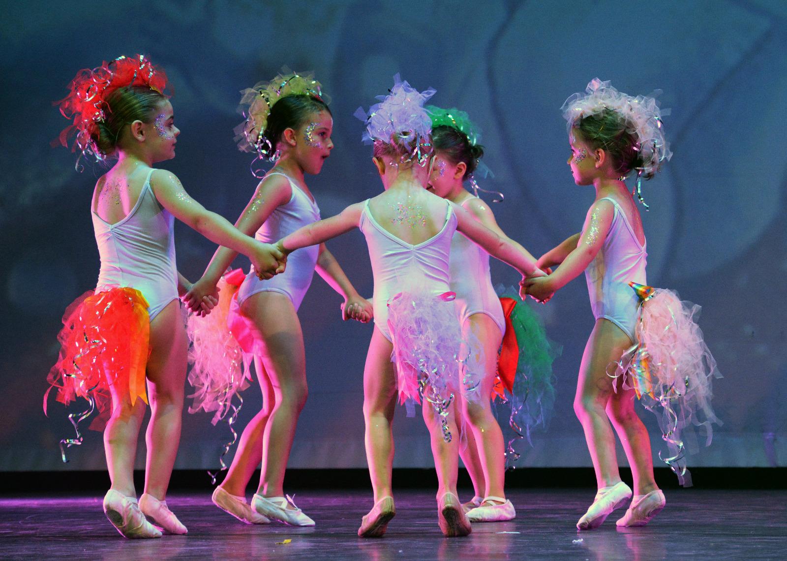 Gioco danza, danza propedeutica, danza per bambini