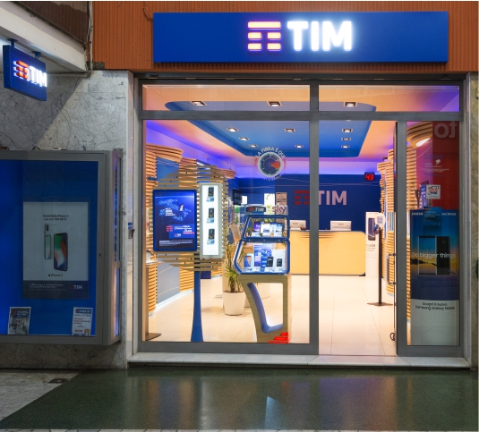 Mondial Toys TIM store